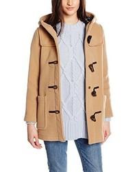 Duffel-coat marron clair Gloverall
