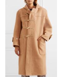 Duffel-coat marron clair R13