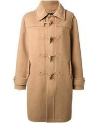 Duffel-coat marron clair Ralph Lauren