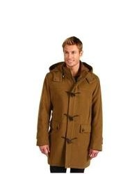Duffel-coat marron
