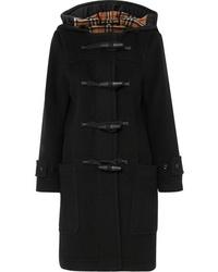 Duffel-coat noir Burberry