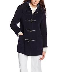 Duffel-coat noir Gloverall