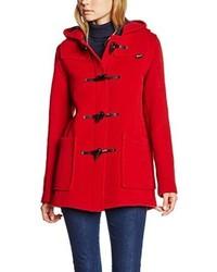 Duffel-coat rouge Gloverall
