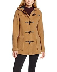 Duffel-coat tabac Gloverall