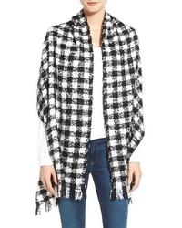 Acheter écharpe à carreaux blanche et noire femmes  choisir écharpes à  carreaux blanches et noires les plus populaires des meilleures marques    Mode femmes 74c22e47ebc
