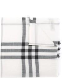 a95aab9fe Acheter écharpe à carreaux blanche et noire femmes: choisir écharpes ...