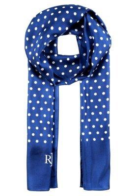 Écharpe á pois bleue marine Ralph Lauren