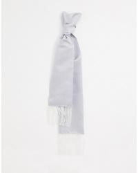 Écharpe argentée Twisted Tailor