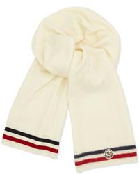 Écharpe blanc