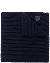 Écharpe bleu marine DSQUARED2