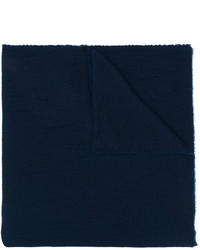 Écharpe bleu marine Faliero Sarti