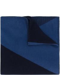 Écharpe bleu marine Pringle