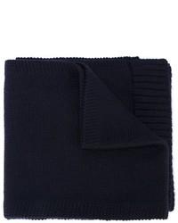Écharpe bleu marine Ralph Lauren