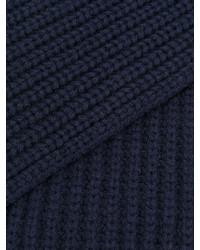 Écharpe bleu marine Joseph