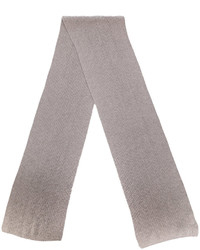 Écharpe en laine marron clair Canali
