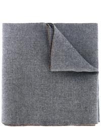 Écharpe en tricot grise Gucci