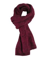 Écharpe en tricot pourpre Asos