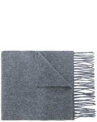 Écharpe gris