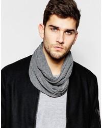 Écharpe gris Esprit