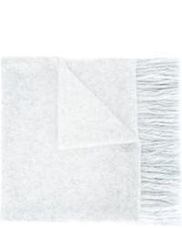 Écharpe grise AMI Alexandre Mattiussi