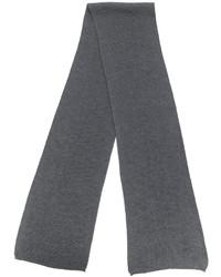 Écharpe grise Canali