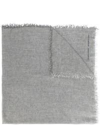 Écharpe grise Ermanno Scervino