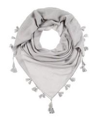 Écharpe grise Even&Odd