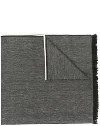 Écharpe grise Kenzo