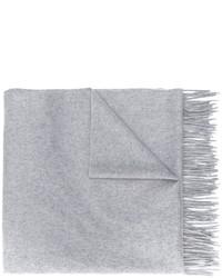 Écharpe grise Max Mara