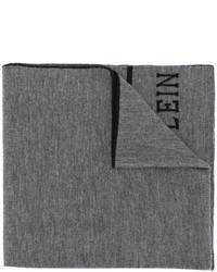 Écharpe grise Philipp Plein