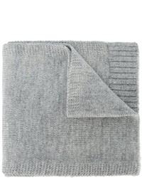 Écharpe grise Ralph Lauren