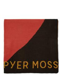 Écharpe imprimée multicolore Reebok By Pyer Moss