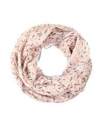 Écharpe imprimée rose s.Oliver