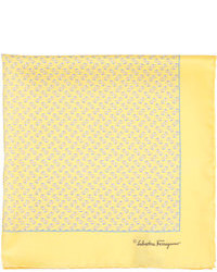 Écharpe jaune