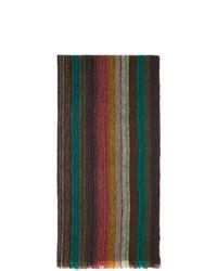 Écharpe multicolore Paul Smith