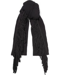 Écharpe noire Rag & Bone