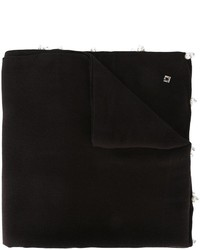 Écharpe noire Twin-Set