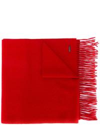 Écharpe rouge DSQUARED2