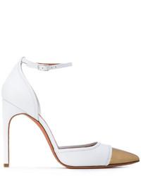 Escarpins blancs Givenchy