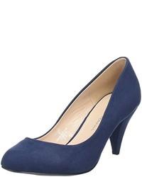 Escarpins bleu marine Dorothy Perkins