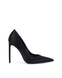 Escarpins en satin noirs Tom Ford