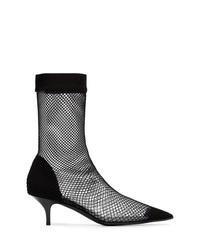 Escarpins en tulle noirs Stella McCartney