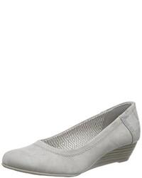 Escarpins gris s.Oliver
