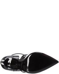 Escarpins noirs Pollini