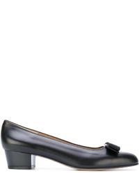 Escarpins noirs Salvatore Ferragamo