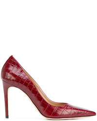 Escarpins rouges Dsquared2