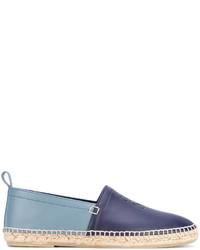 Espadrilles bleu clair Loewe