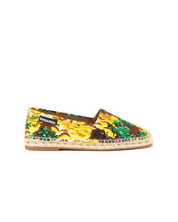 Espadrilles multicolores DSQUARED2