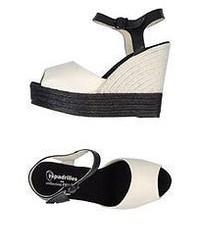 Espadrilles noires et blanches original 4346792