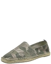 Espadrilles olive Replay